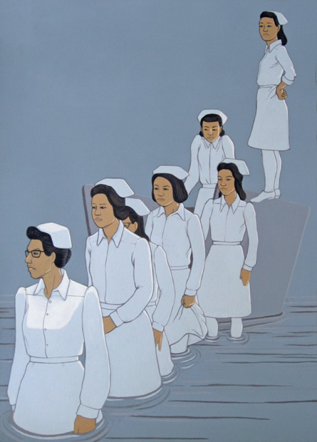 MacArthur Nurses (Descent)