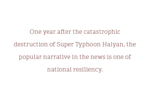 Getting It Wrong: The Western News Media Coverage of Haiyan