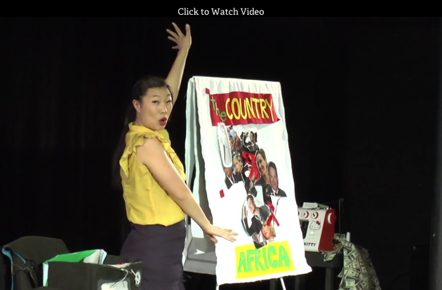 The Wong Street Journal - the Sizzle Reel! Political Performance Art Comedy!
