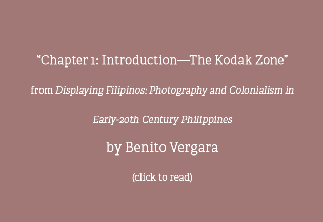 """Chapter 1: Introduction: The Kodak Zone"""