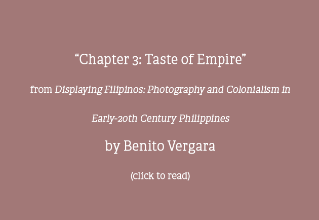 """Chapter 3: Taste of Empire"""