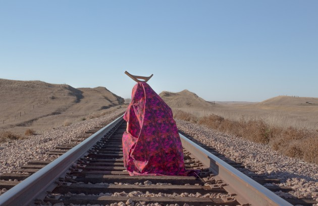 on the tracks of south dakota (the ghost prays for us)